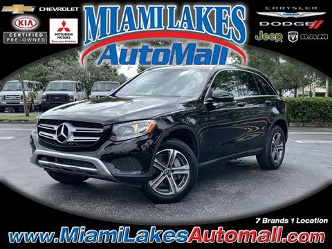 2018 Mercedes-Benz GLC for sale in Miami, FL