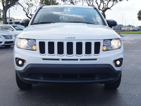 2014 Jeep Compass for sale in Miami, FL