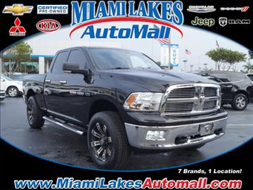 2011 RAM Ram Pickup 1500 for sale in Miami, FL