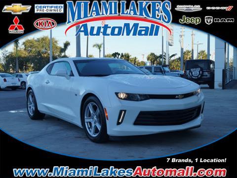 2016 Chevrolet Camaro For Sale In Miami Fl Carsforsale Com 174