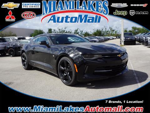 Chevrolet Camaro For Sale In Miami Fl Carsforsale Com