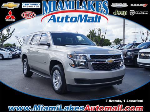 2015 Chevrolet Tahoe for sale in Miami, FL