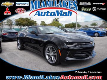2017 Chevrolet Camaro For Sale In Miami Fl Carsforsale Com