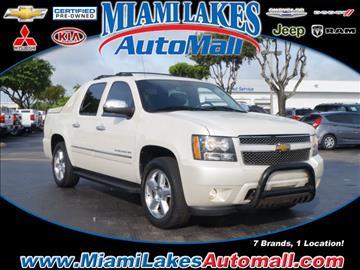2012 Chevrolet Avalanche for sale in Miami, FL