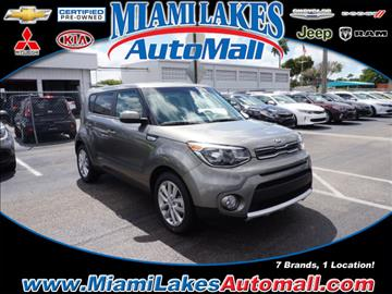2017 Kia Soul for sale in Miami, FL