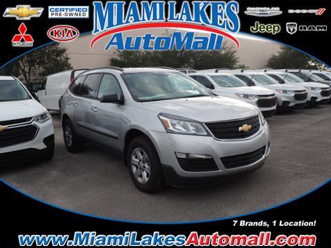 2017 Chevrolet Traverse for sale in Miami, FL