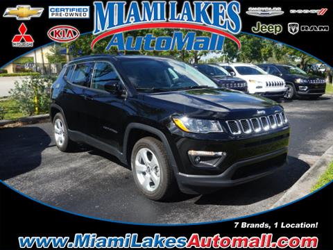 2018 Jeep Compass for sale in Miami, FL