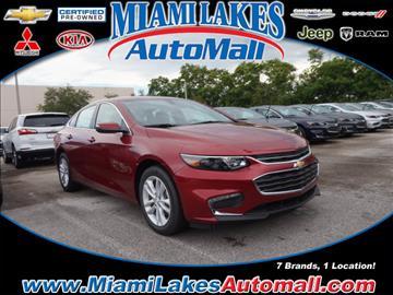 2017 Chevrolet Malibu for sale in Miami, FL