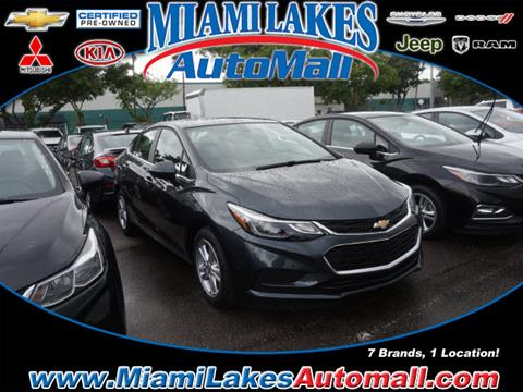 2018 Chevrolet Cruze for sale in Miami, FL