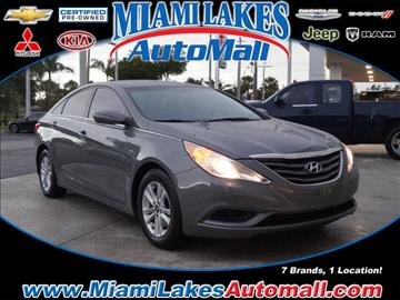 2012 Hyundai Sonata for sale in Miami, FL