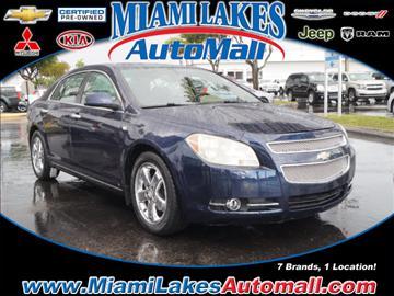 2008 Chevrolet Malibu for sale in Miami, FL