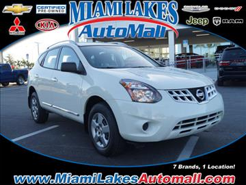 2014 Nissan Rogue Select for sale in Miami, FL