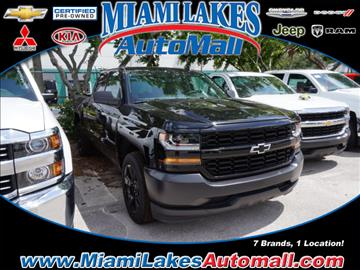 2017 Chevrolet Silverado 1500 for sale in Miami, FL
