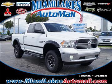2015 RAM Ram Pickup 1500 for sale in Miami, FL
