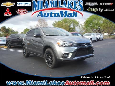 2018 Mitsubishi Outlander Sport for sale in Miami, FL