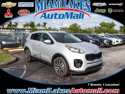 2018 Kia Sportage for sale in Miami, FL