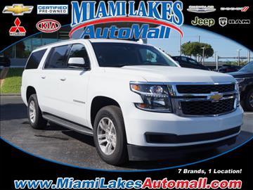 2016 Chevrolet Suburban for sale in Miami, FL