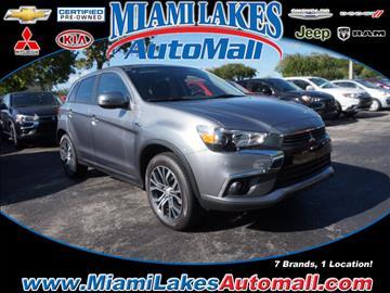 2017 Mitsubishi Outlander Sport for sale in Miami, FL