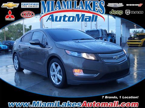 2015 Chevrolet Volt for sale in Miami, FL