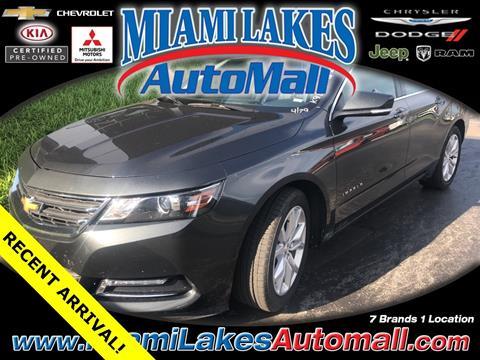 2019 Chevrolet Impala for sale in Miami, FL