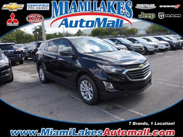 2018 Chevrolet Equinox for sale in Miami, FL