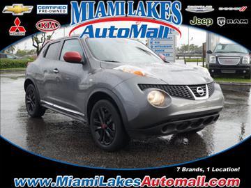 2012 Nissan JUKE for sale in Miami, FL