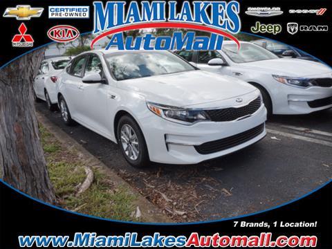 2018 Kia Optima for sale in Miami, FL