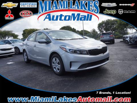 2017 Kia Forte for sale in Miami, FL