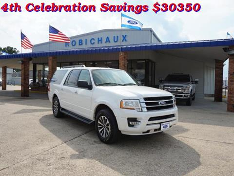 2015 Ford Expedition EL for sale in Thibodaux, LA