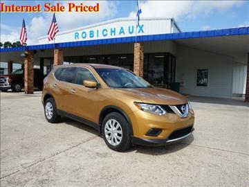 2015 Nissan Rogue for sale in Thibodaux, LA