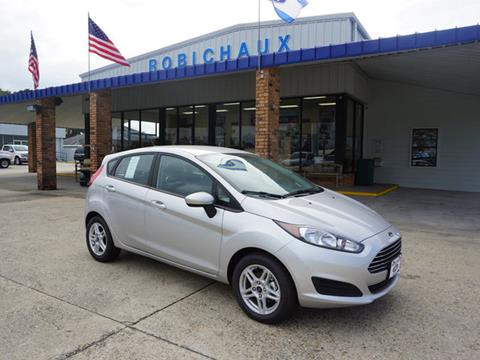 2017 Ford Fiesta for sale in Thibodaux, LA