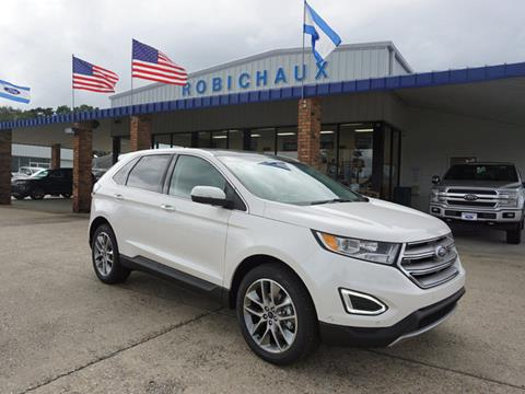 2017 Ford Edge for sale in Thibodaux, LA