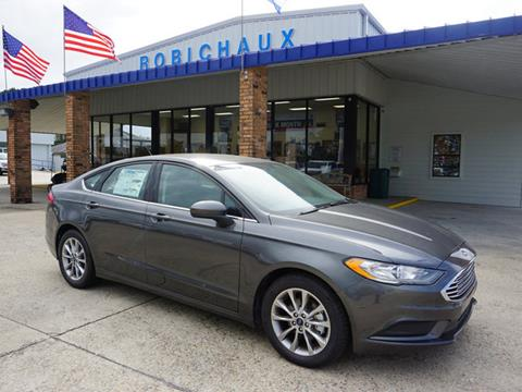 2017 Ford Fusion for sale in Thibodaux, LA