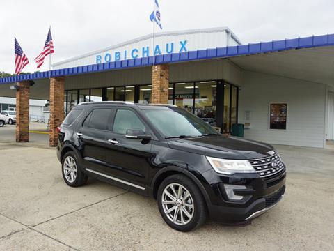 2017 Ford Explorer for sale in Thibodaux, LA