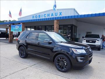 Ford Explorer For Sale Thibodaux La Carsforsale Com