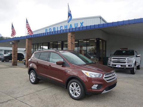 2018 Ford Escape for sale in Thibodaux, LA