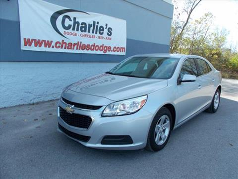 2016 Chevrolet Malibu Limited for sale in Maumee, OH