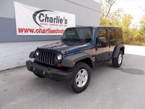 2013 Jeep Wrangler Unlimited for sale in Maumee, OH