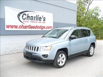 2013 Jeep Compass for sale in Maumee OH