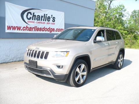 2014 Jeep Grand Cherokee for sale in Maumee, OH