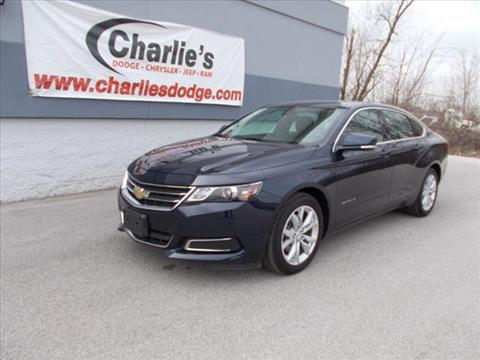 2016 chevrolet impala for sale in ohio. Black Bedroom Furniture Sets. Home Design Ideas