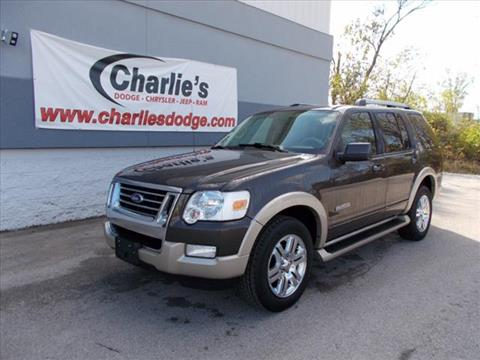 2007 Ford Explorer for sale in Maumee OH