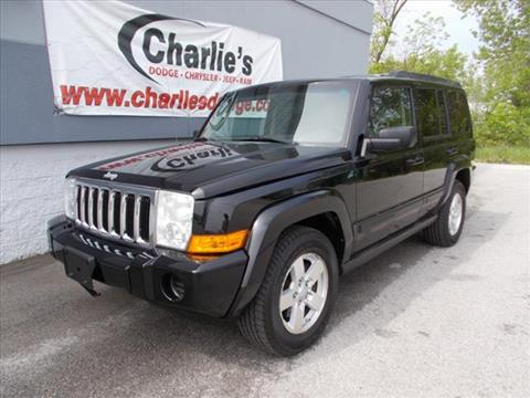 2007 Jeep Commander for sale in Maumee, OH