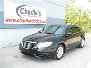 2011 Chrysler 200 for sale in Maumee OH