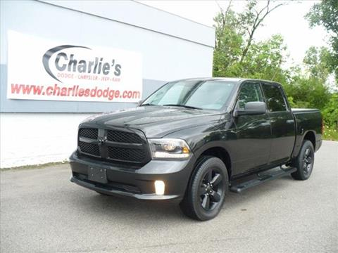 2015 RAM Ram Pickup 1500 for sale in Maumee, OH
