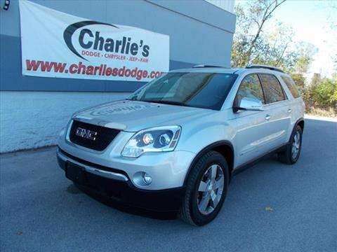 2009 GMC Acadia for sale in Maumee, OH