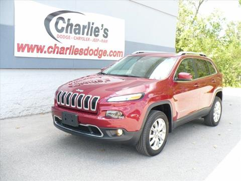 2015 Jeep Cherokee for sale in Maumee OH