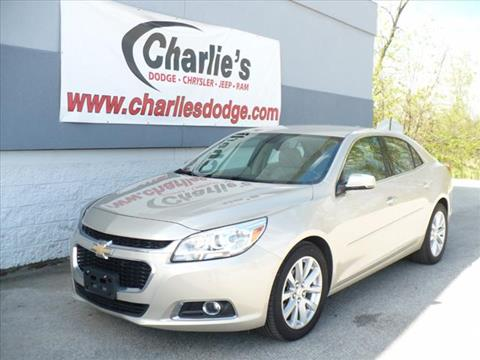 2015 Chevrolet Malibu for sale in Maumee OH
