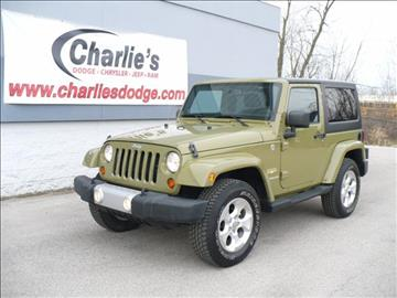 2013 Jeep Wrangler for sale in Maumee OH