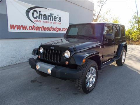 2015 Jeep Wrangler Unlimited for sale in Maumee OH